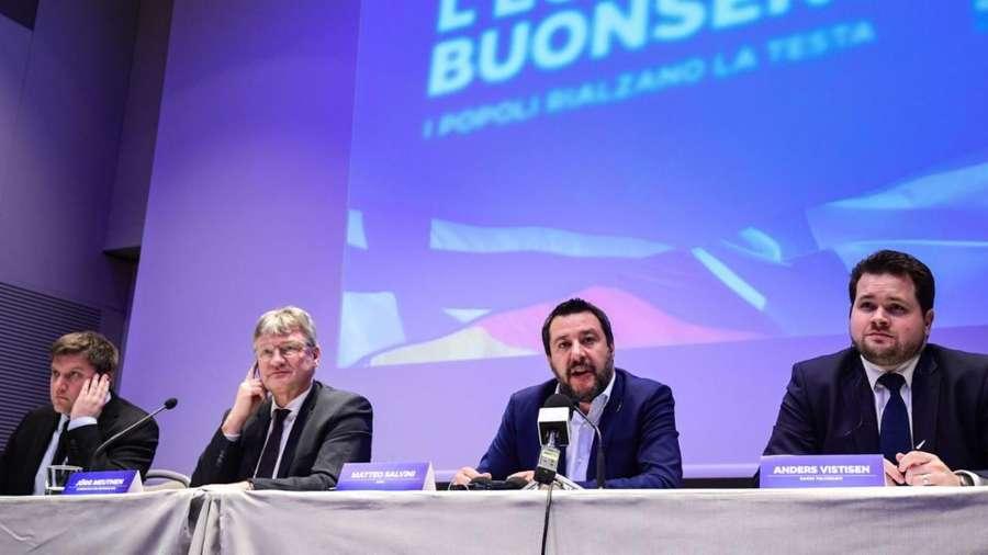 Feindbild Brüssel - Was wollen Europas Rechtspopulisten?