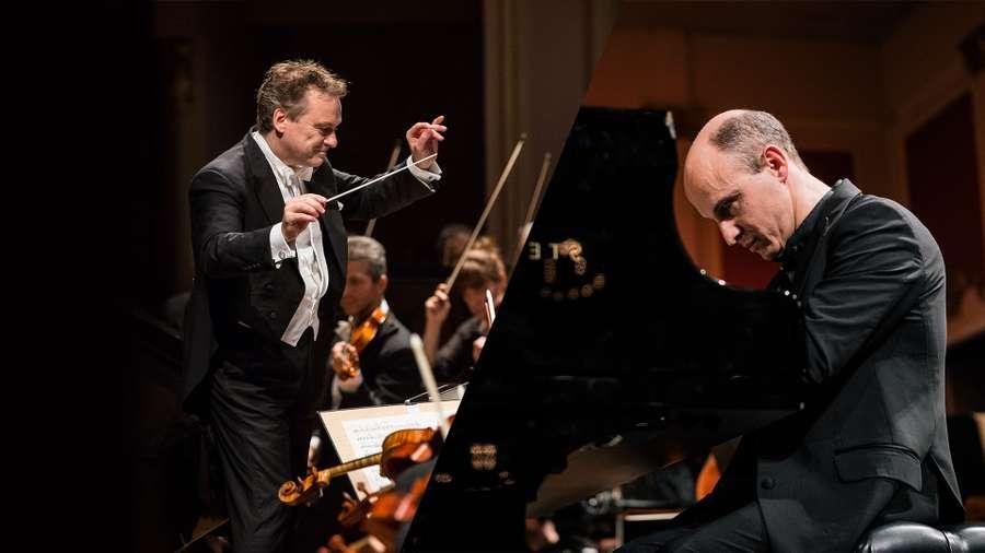 Nelson Goerner und das Orchestre de la Suisse Romande