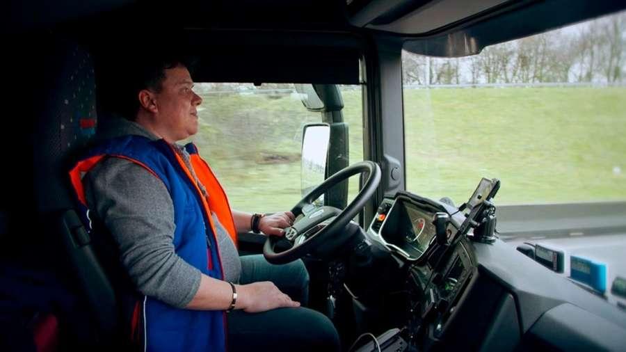 Leben im Laster - Der harte Alltag osteuropäischer LKW-Fahrer