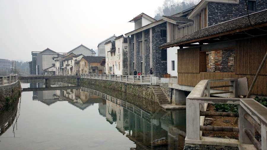 Nachhaltige Architektur: Wang Shu - Tradition und Zukunft