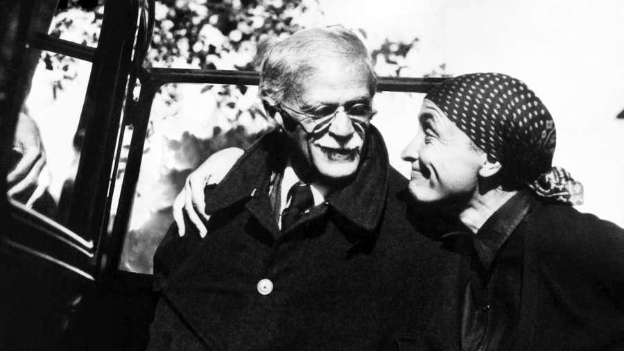 Liebe am Werk: Georgia O'Keeffe & Alfred Stieglitz
