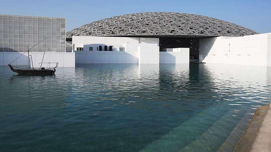 Arabische Emirate: Wettkampf der Museen