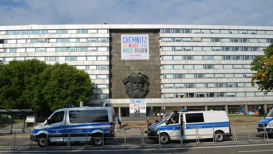 Wir sind die Mitte: Chemnitz jenseits von links oder rechts