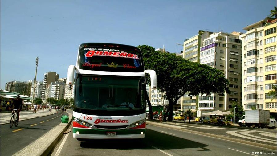Transoceanica (1) - Die längste Busreise der Welt