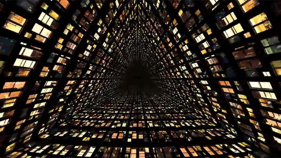 Ein 360 Grad Tauchgang durch Tokio
