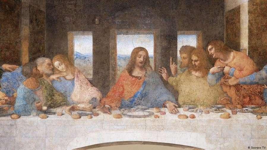Das Geheimnis des letzten Abendmahls