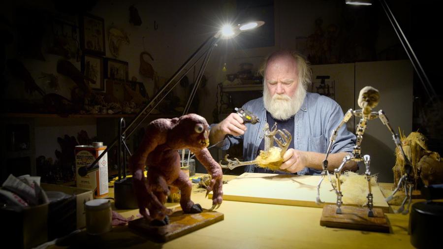 Der Animator hinter 'Star Wars' und 'Jurassic Park'
