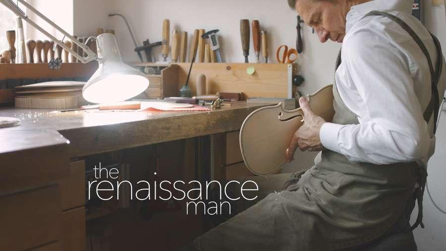Florian Leonhard - The Renaissance Man