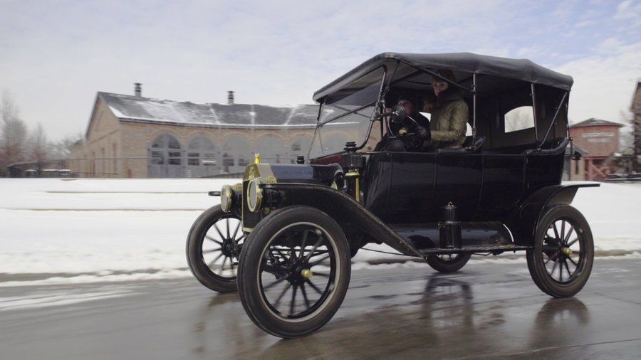 Driving a Ford Model T Is a Lot Harder Than You Think