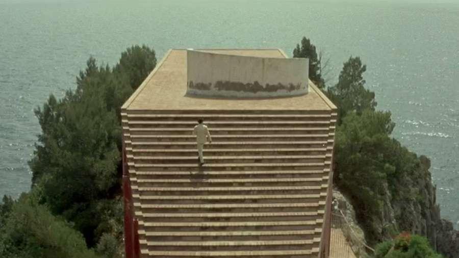 Die Treppe im Film